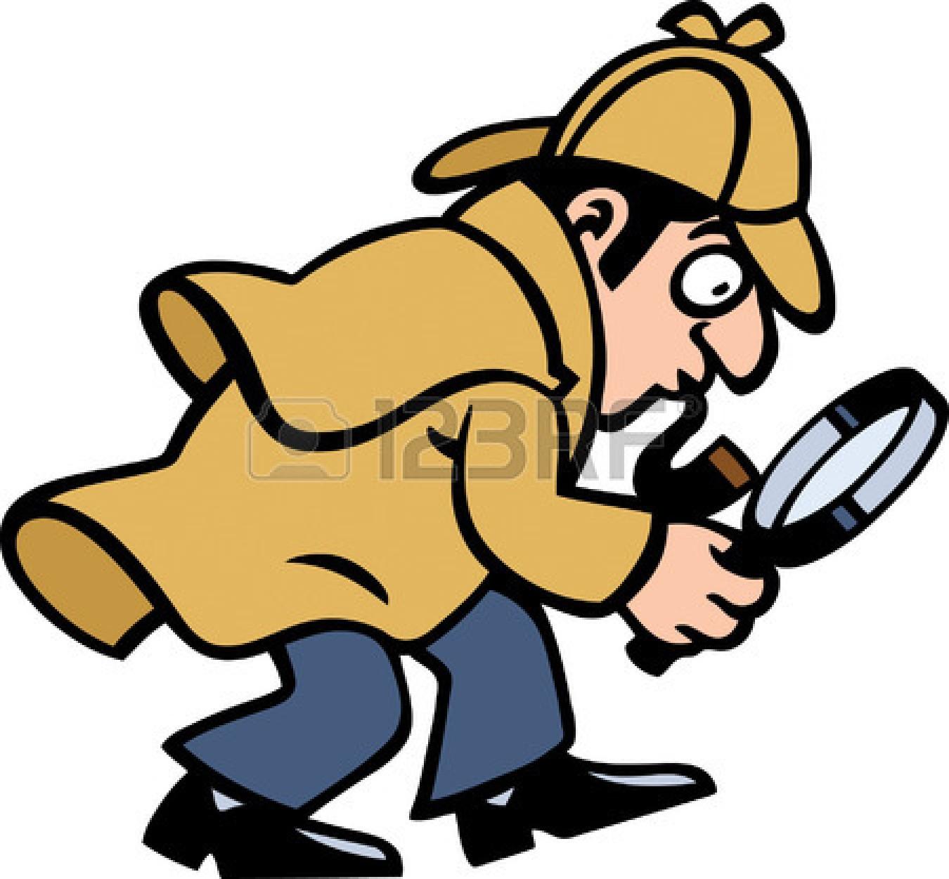1350x1251 Clip Art Detective Clip Art