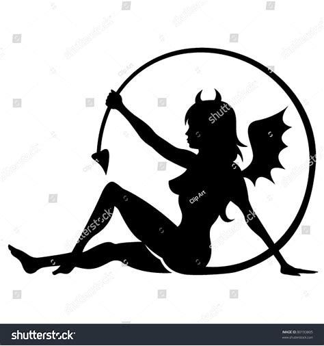 474x506 Image Result For Angel Devil Silhouette Stenciling