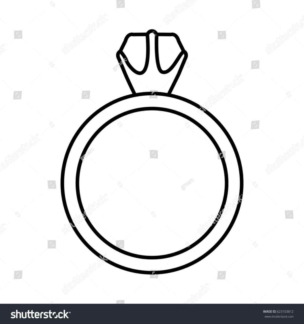 1185x1264 Diamond Ring Silhouette Vector Ringgow.win