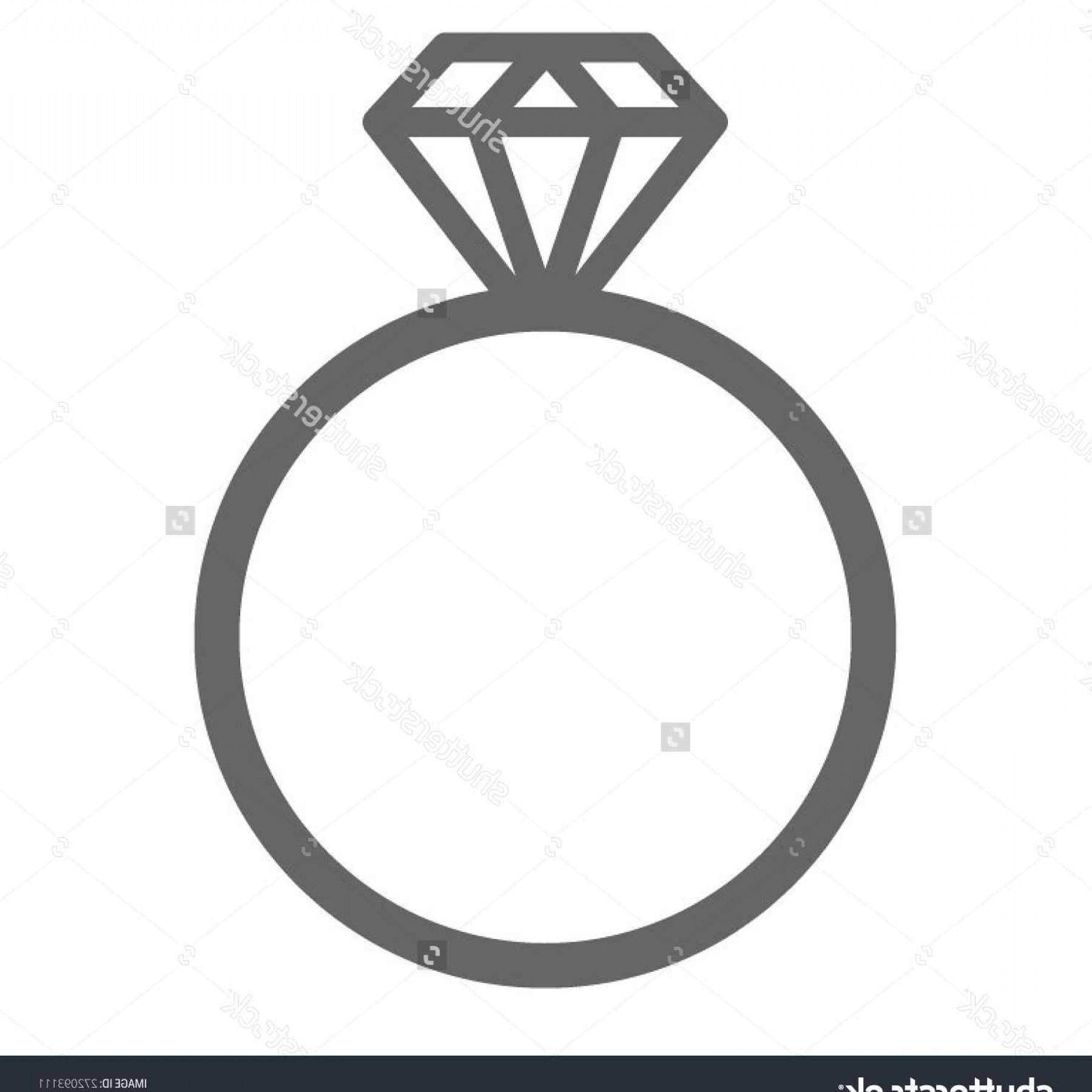 1800x1800 Diamond Engagement Ring Silhouette Caymancode