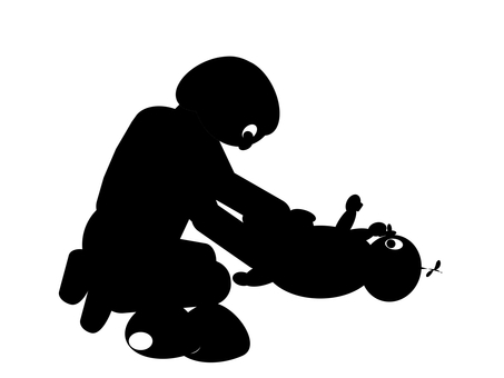 453x340 Free Silhouette Vector To Deceive