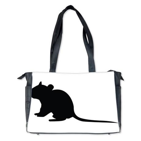 460x460 Rat Art Diaper Bags, Rat Art Baby Diaper Bags, Personalized Diaper