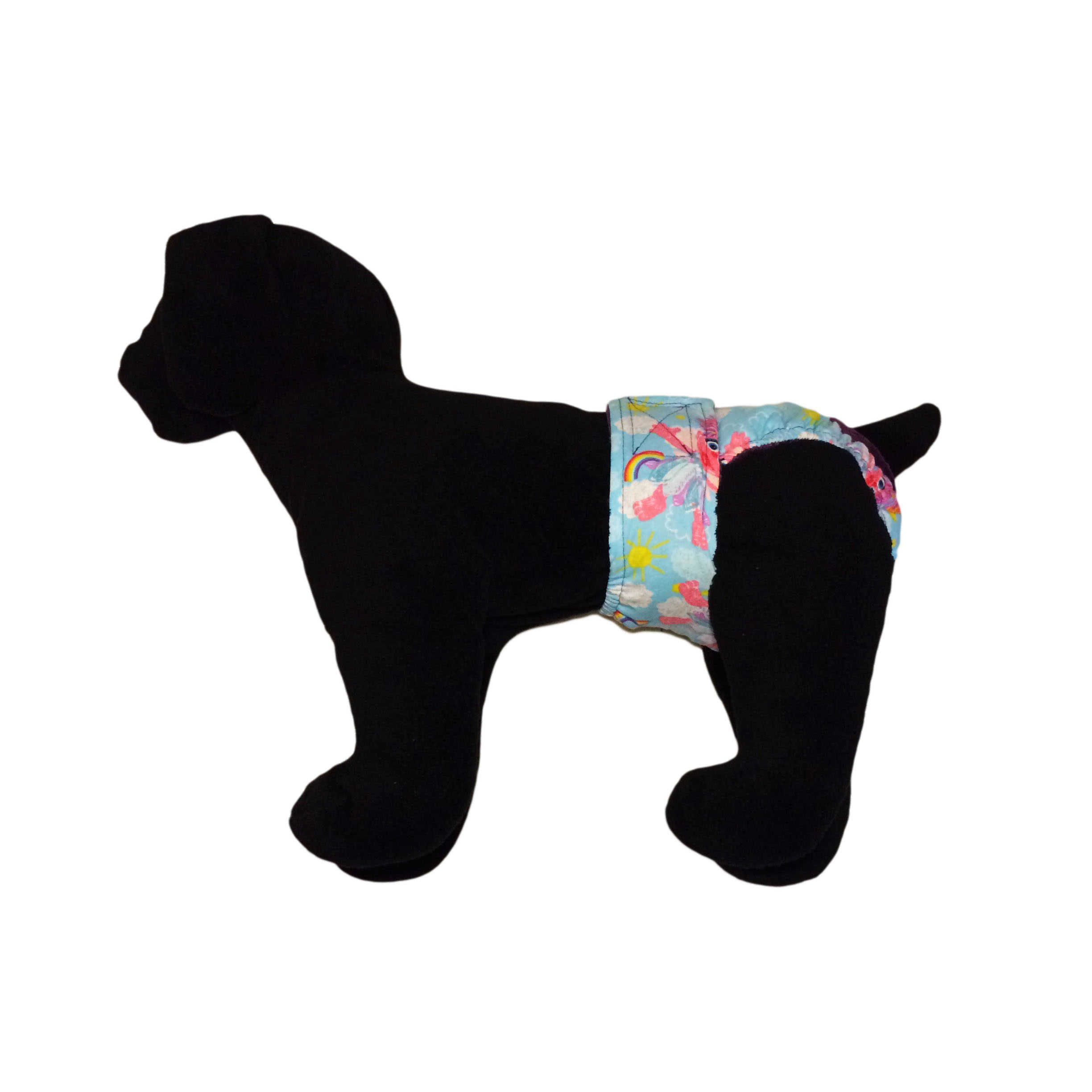 2448x2448 Barkertime Dog Washable Dog Diaper Made From Abby Cadabby Fabric