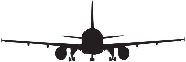 600x201 Airplane Silhouette Clip Art Png Image Art Journal Inspirations