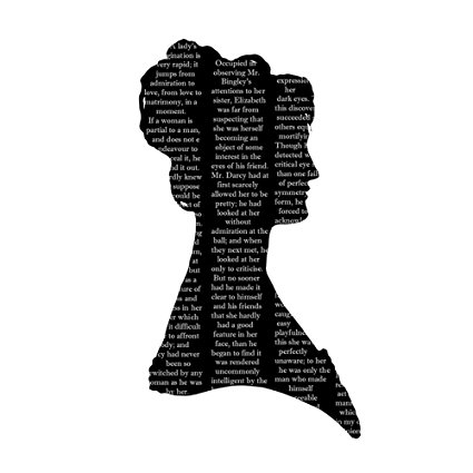 Dictionary Silhouette