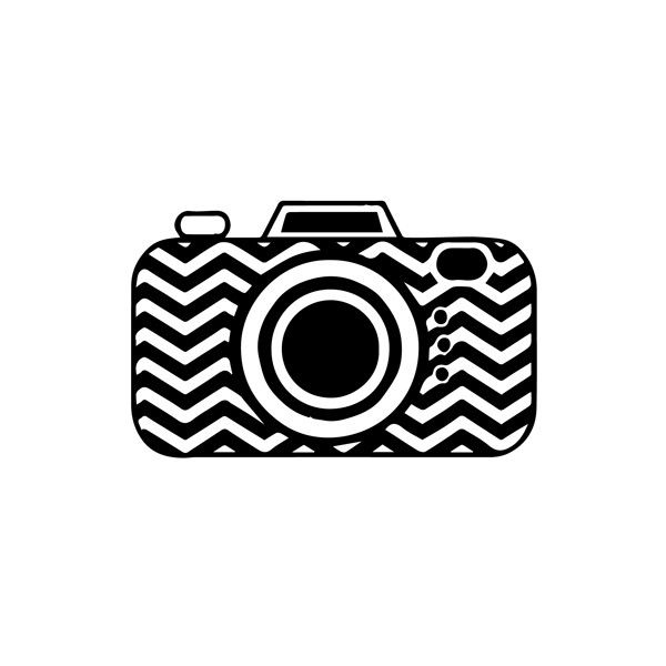 Digital Camera Silhouette