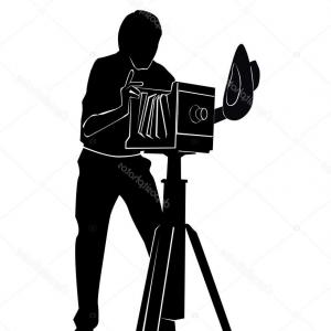 300x300 Photostock Vector Vector Icon Of Digital Snapshot Camera