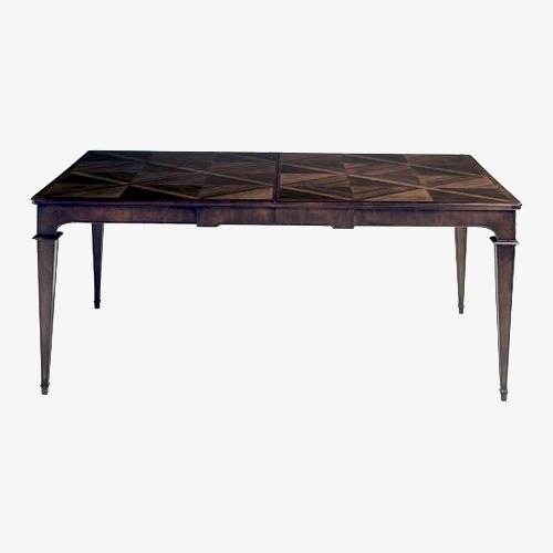 500x500 Dining Table, Hand Painted Material, Tables Silhouette, Pattern