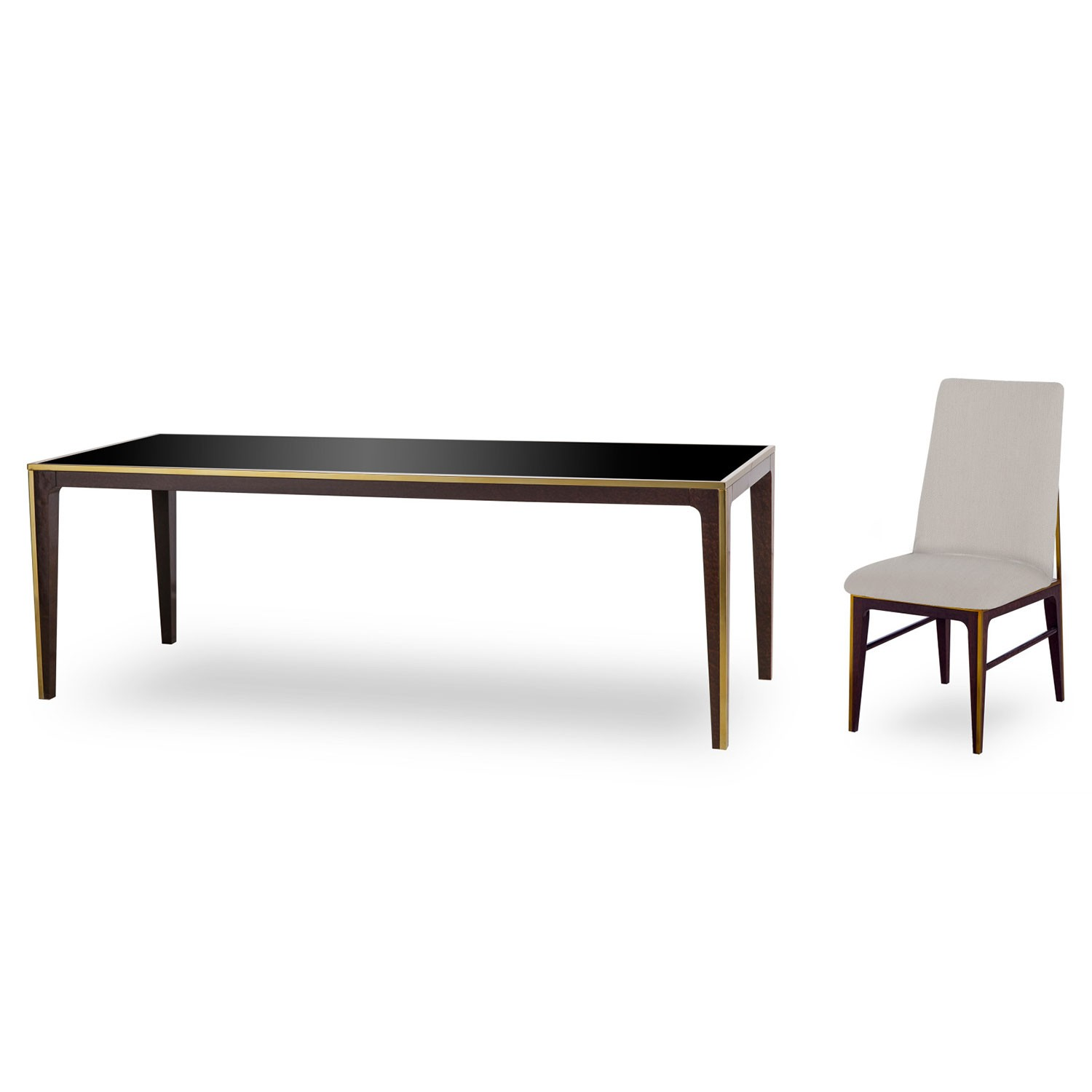 1500x1500 Silhouette Dining Table
