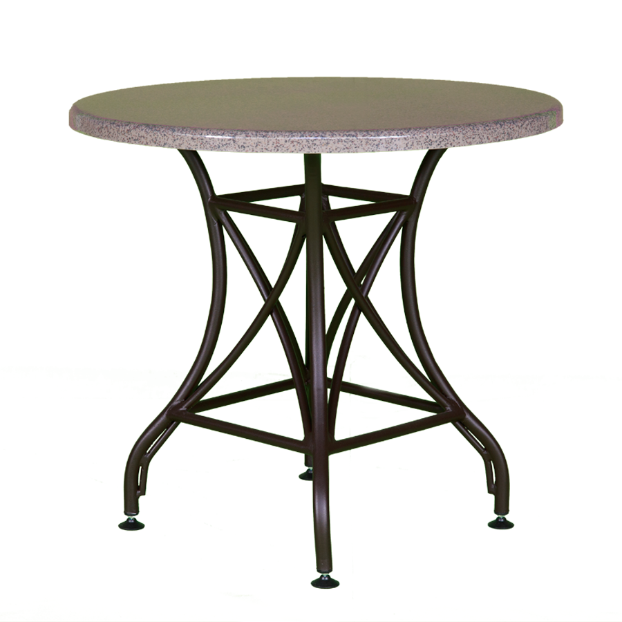 900x900 Coffee Shop Dining Table Silhouette Furniture