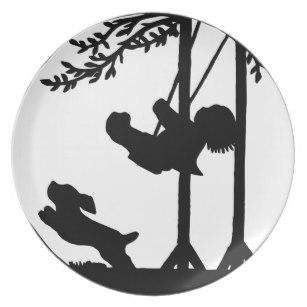 307x307 Swing Plates Zazzle