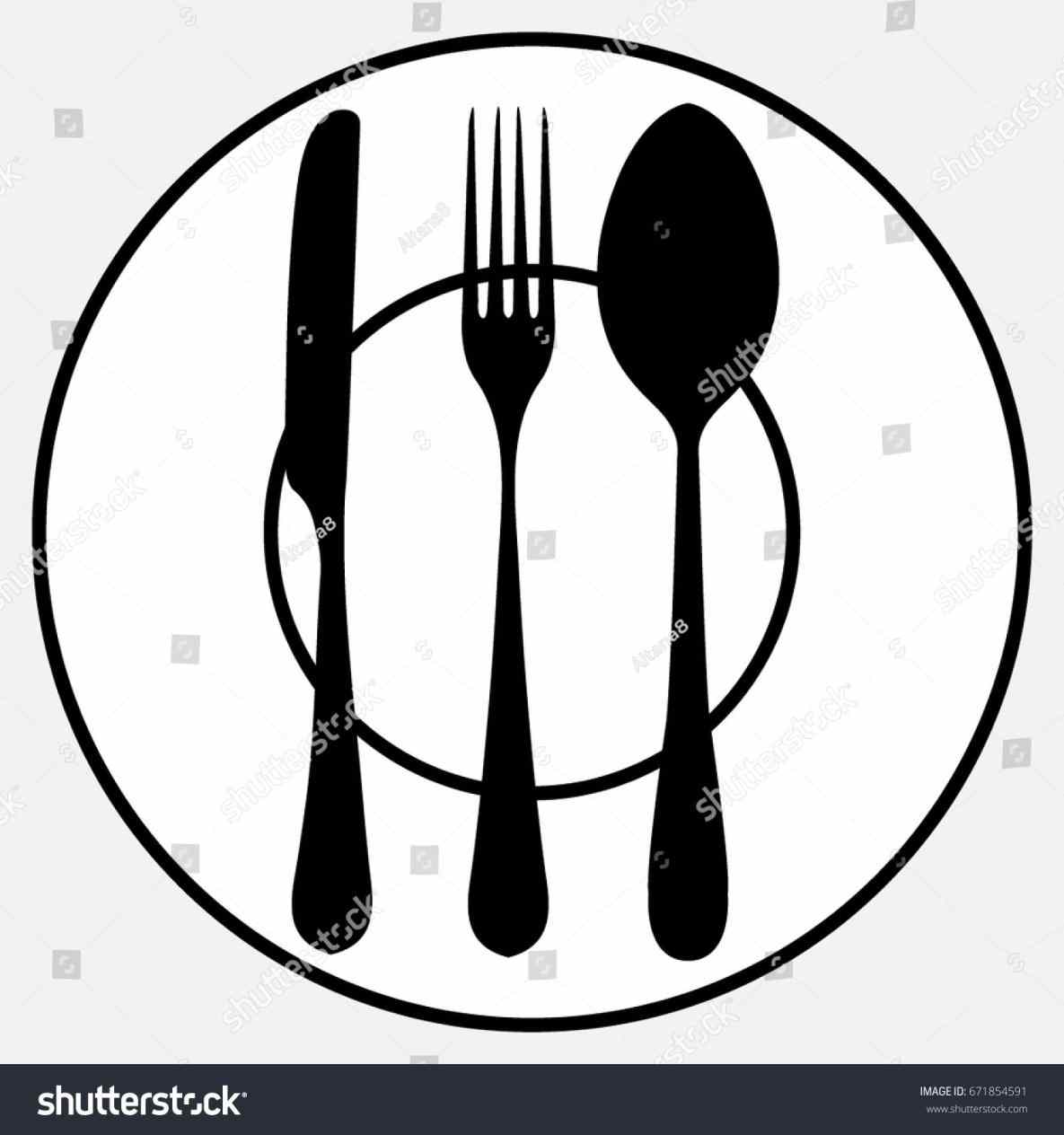 1185x1264 Spoon Amp Fork Plate Red Napkin Png Clipart Best Web Dinner Pencil