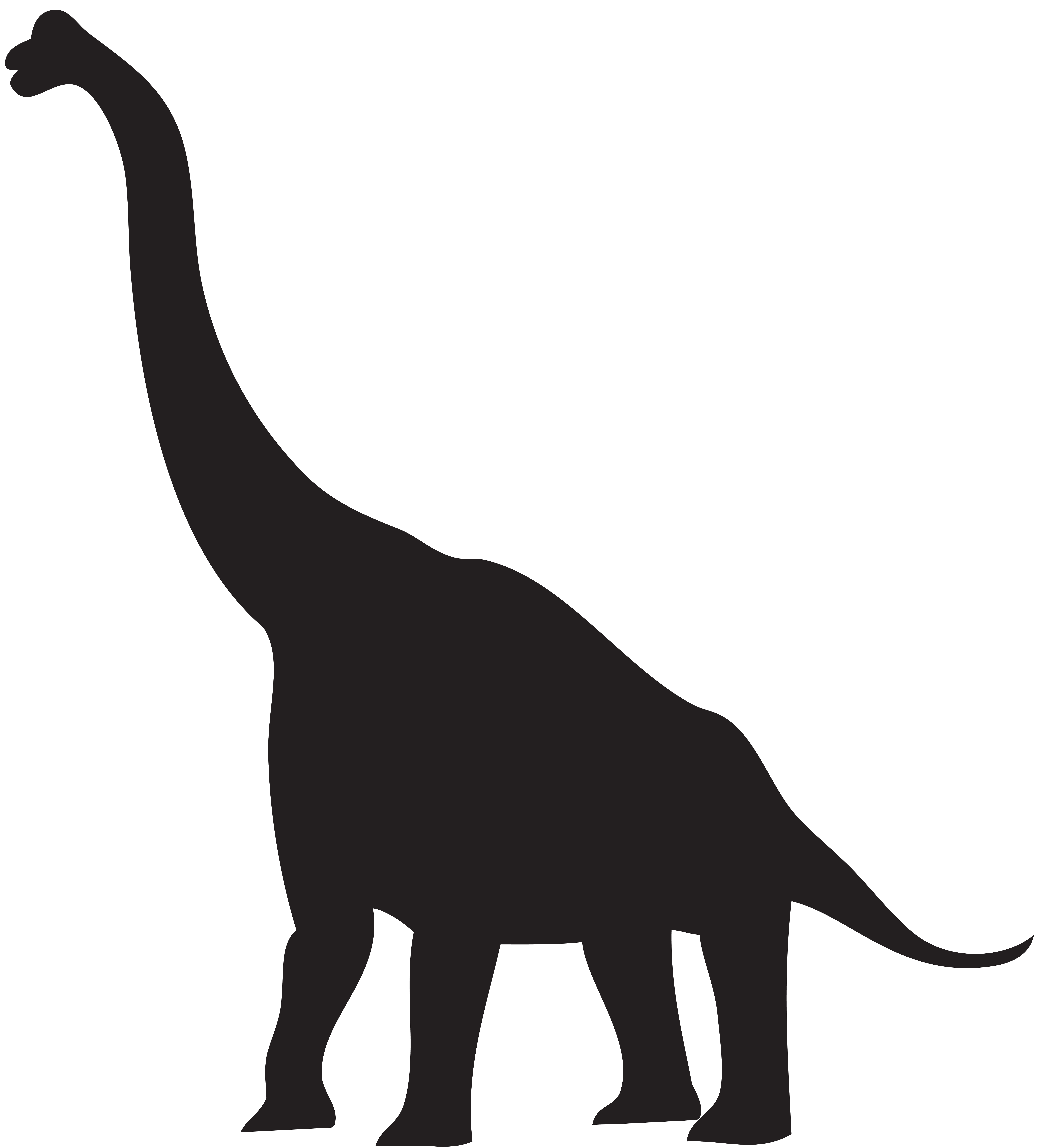7238x8000 Dinosaur Silhouette Png Clip Art Imageu200b Gallery Yopriceville