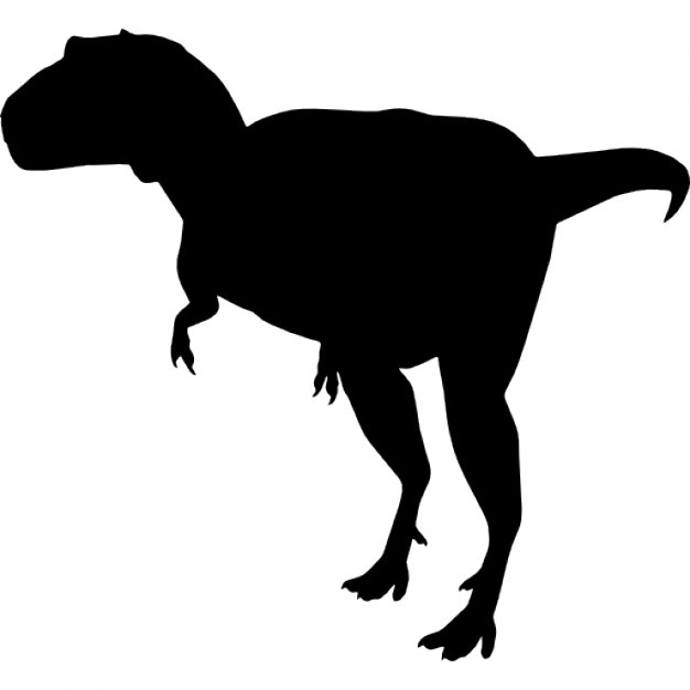 626x626 Dinosaur Silhouette Vectors, Photos And Psd Files Free Download