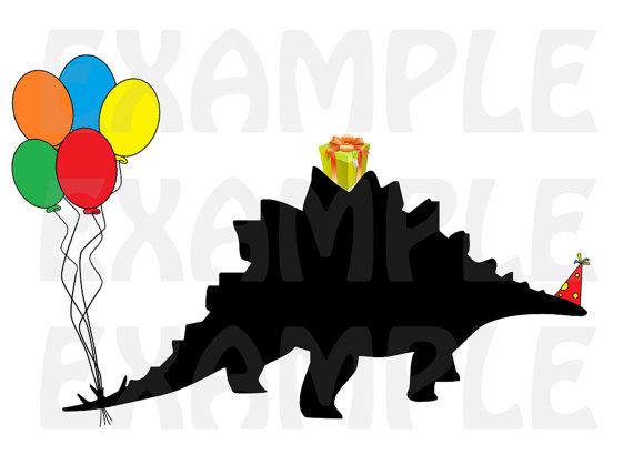 570x428 Jpg Stegosaurus Party Goer Party Decor Sign