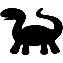263x262 New Silhouettes Dinosaurs, Dogs, And More