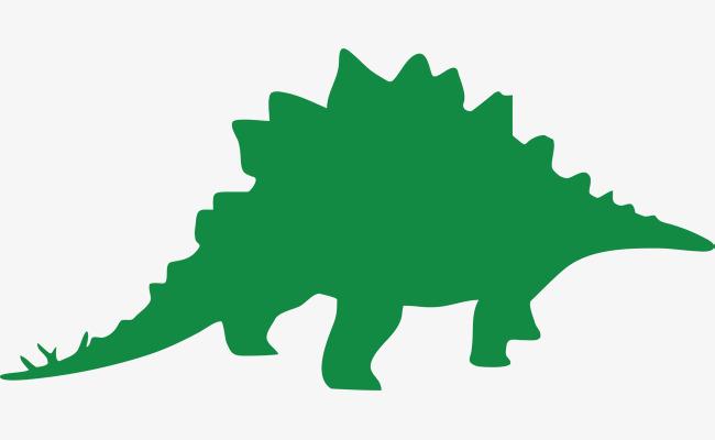 650x400 Dragon Saber Silhouette, Dinosaur Silhouette, Dinosaur, Jurassic