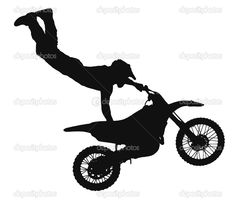 236x204 Vehicles For Gt Dirt Bike Silhouette Clip Art Baby Shoes