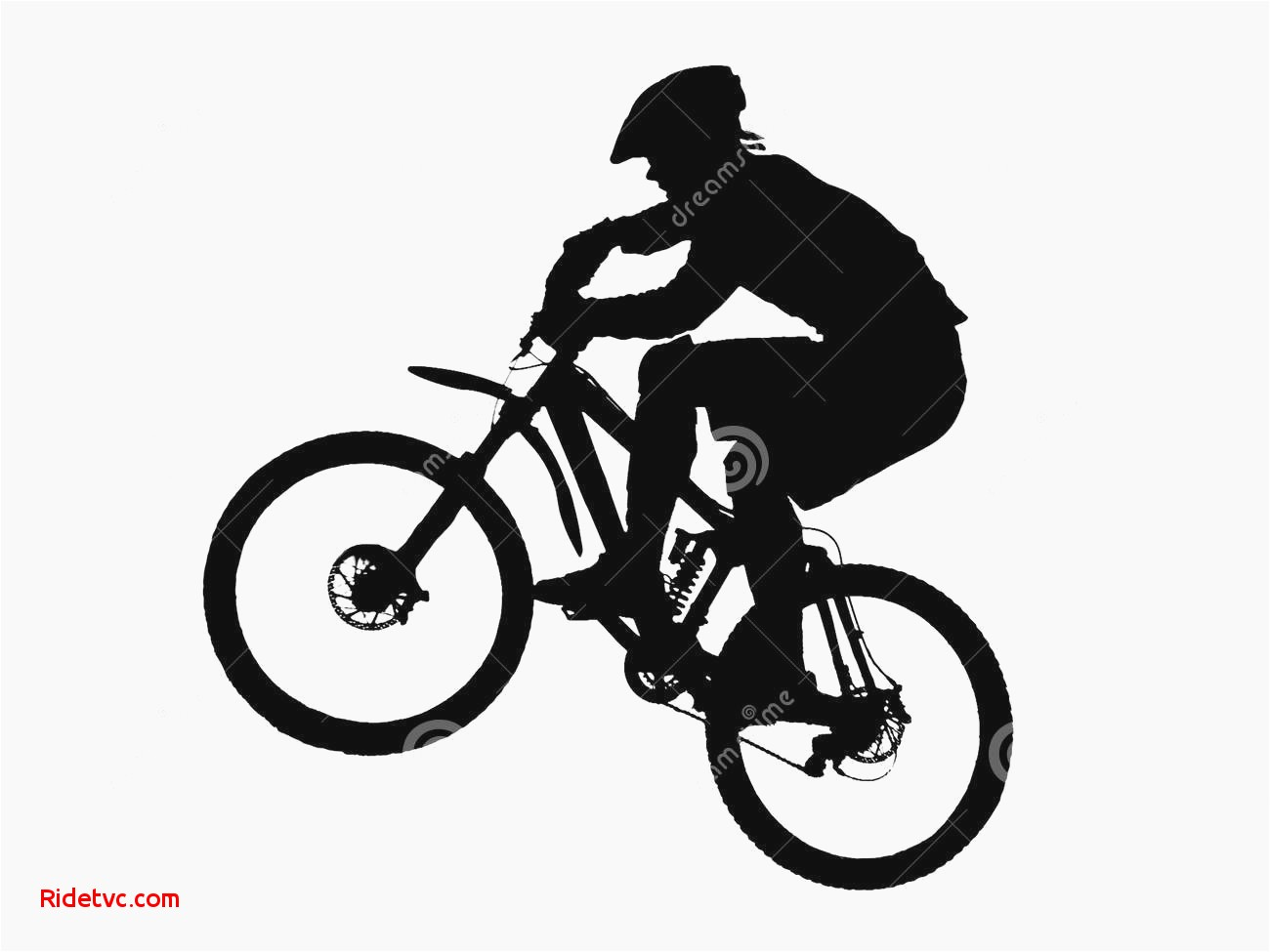 1300x975 Best Of Ideas for Bike Silhouette Vector Free Download