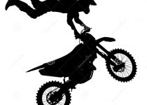 210x150 Clip Art Dirtbike Clip Art