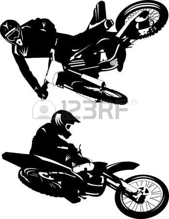 348x450 Stunt Clipart Motocross Helmet