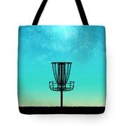 180x180 Disc Golf Basket Silhouette Digital Art By Phil Perkins