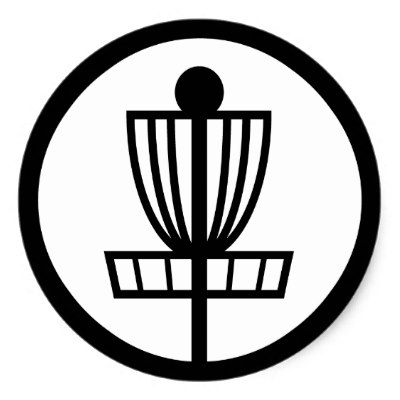 400x400 Disc Golf Pole Hole Basket Icon