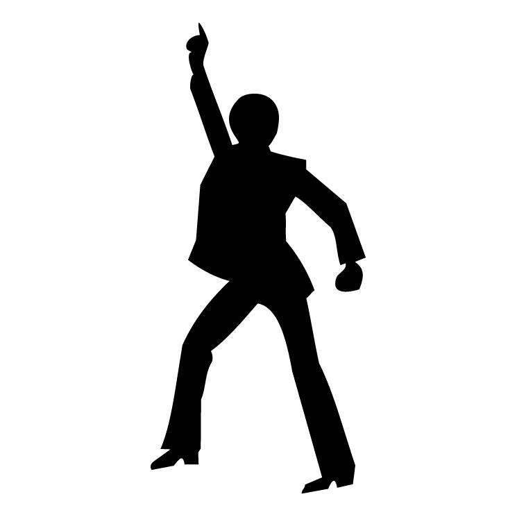 745x745 Disco Clipart John Travolta