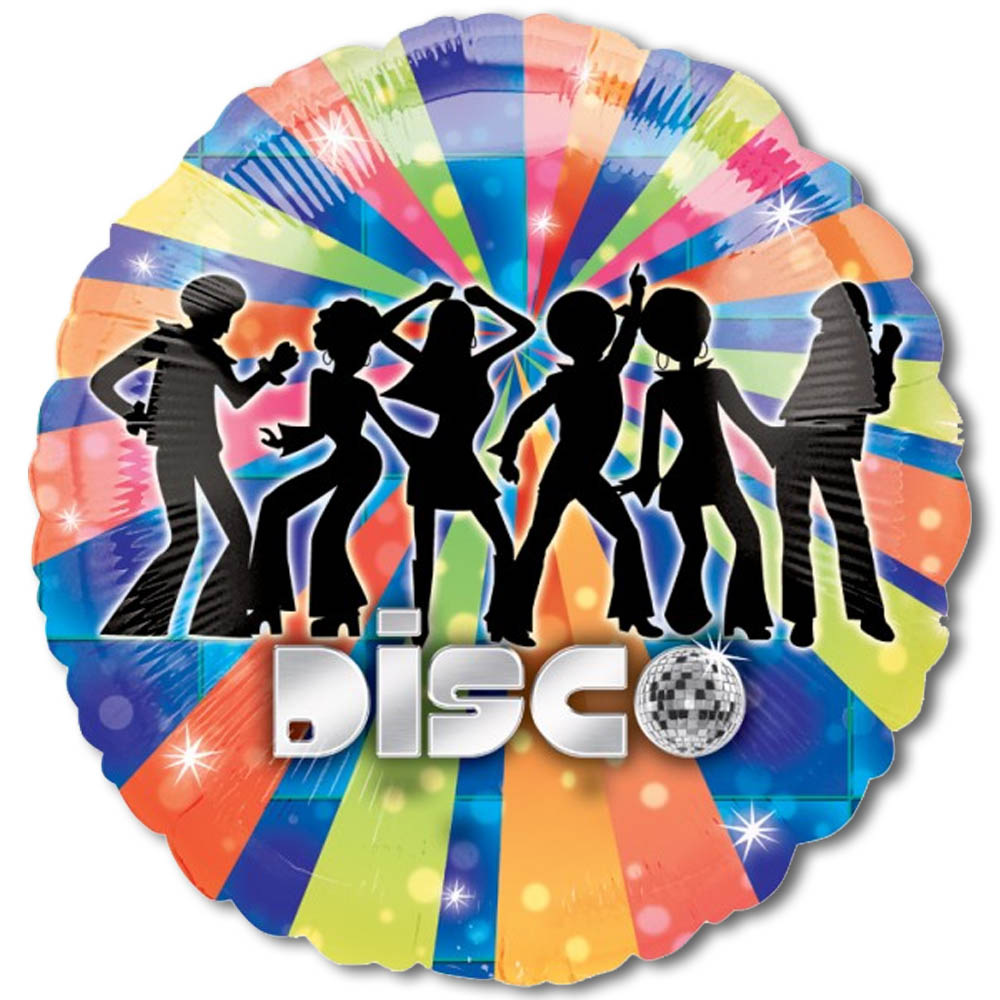 1000x1000 Images For Disco Dance Party Silhouette