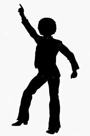 183x275 Disco Cut Outs Disco Silhouette Images Disco Decorations