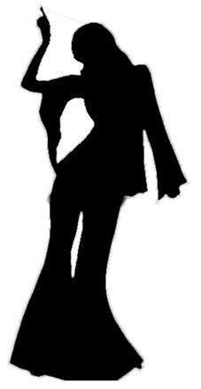 227x438 Female Disco Dancer