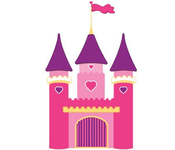600x512 Disney Castle Silhouette Clip Art