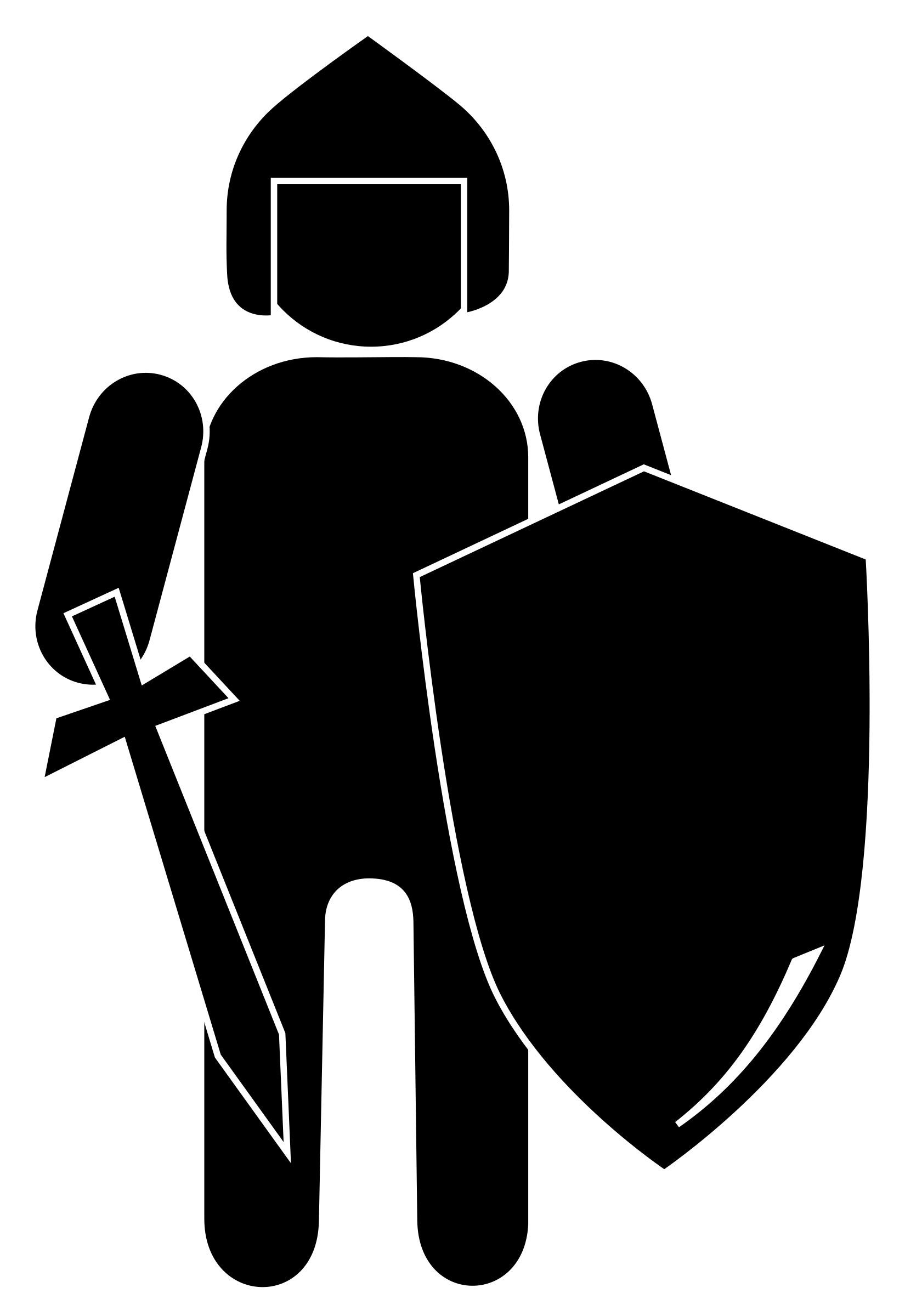 1650x2400 Free Knight Clipart Pictures