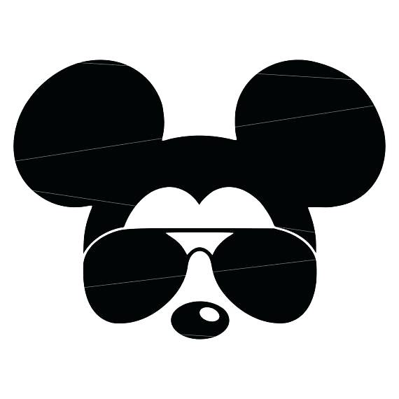 570x570 Pleasurable Inspiration Mickey Mouse Head Outline Minecraft
