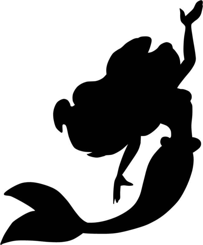 663x800 Disney Princess Silhouette Clip Art