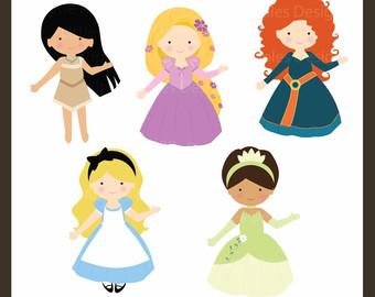 340x270 Free Printable Disney Princess Clipart