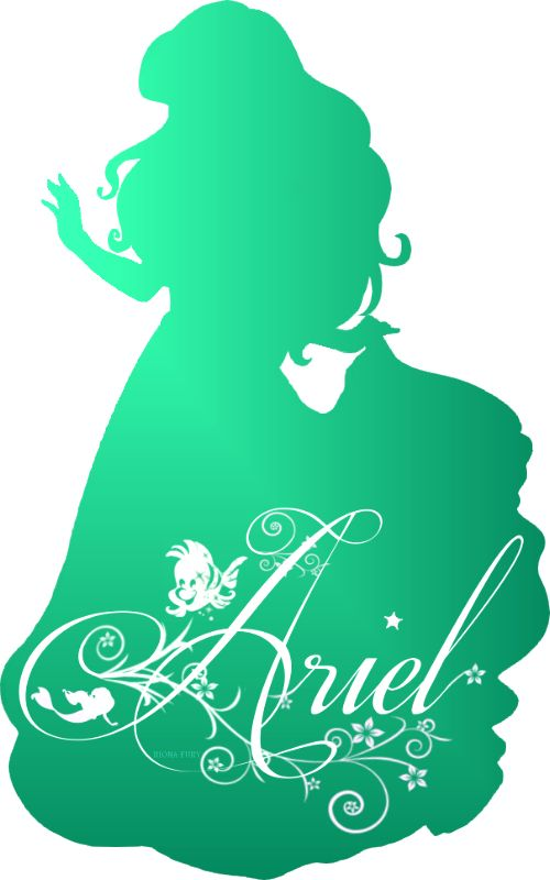 500x800 Gallery Disney Princess Silhouette Images,