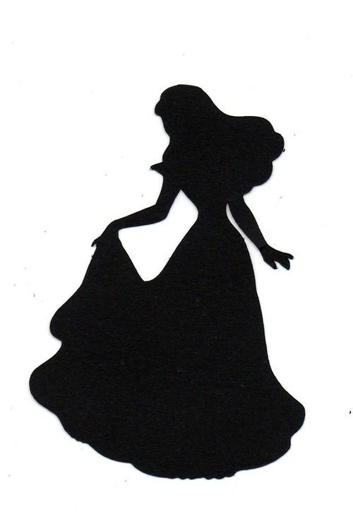 500x731 Sleeping Beauty Cartoon Wall Stickers Cricut