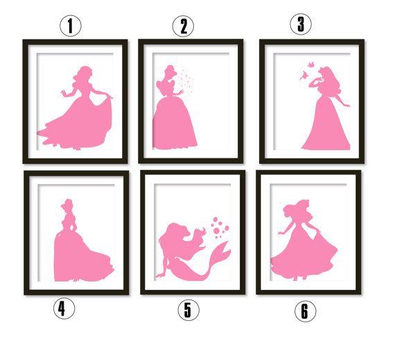 570x493 Disney Princess, Disney Princess Silhouette, Gray Rhombus,diamond