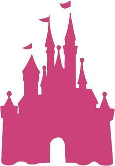 236x342 Disney Castle Princess 22l X 32hpink Cinderella Girls Vinyl Wall