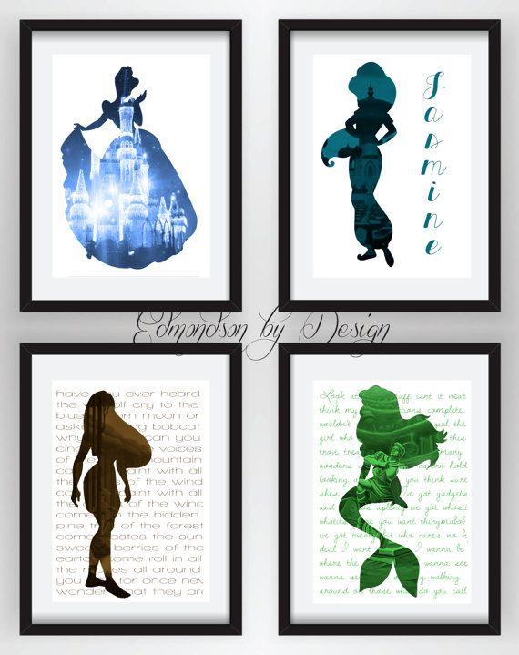 570x719 150 Best Schattenschnitte Images On Disney Princess