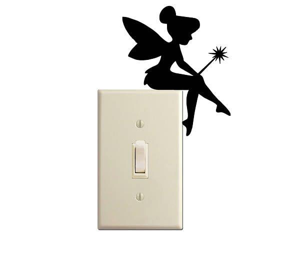 570x559 Tinkerbell Decal Peter Pan Inspired Disney Decal,vinyl Decals,die