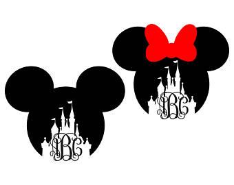 340x270 Disney Castle Cricut Etsy