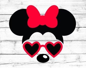 340x270 Mickey Mouse Love Svg Disney Love Svg Disneyland Svg Mickey