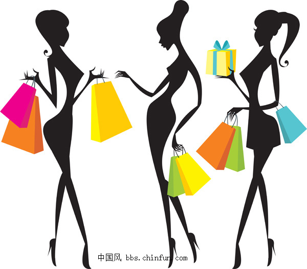 600x527 Shopping Diva Clip Art Submited Images.