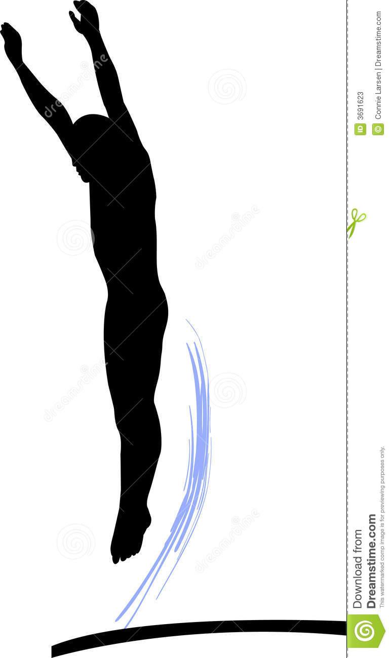 774x1300 Springboard Diving Logo