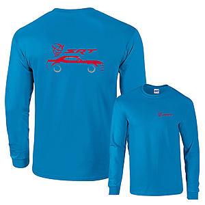 300x300 Fair Game Dodge Challenger Demon Srt Silhouette T Shirt