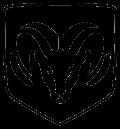 386x413 Dodge Ram Logo