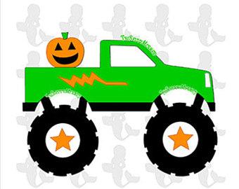 340x270 Fall Truck Svg Halloween Svg Halloween Truck Svg File Diy