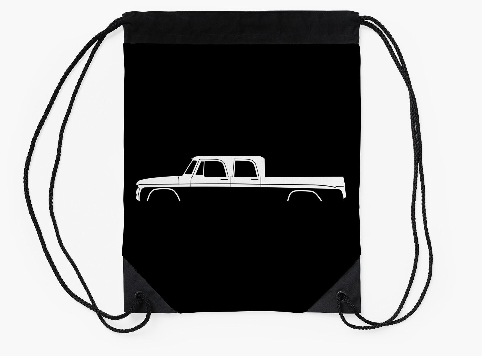 1690x1250 Truck Silhouette